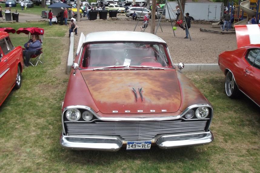 Lamar Colorado  Car Show